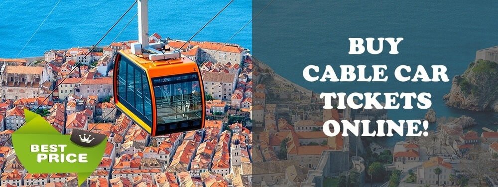 buy cable car tickets